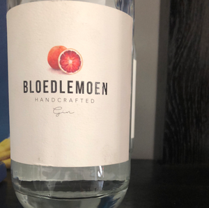 BloedLemeon Hand crafted GIN 750 ML