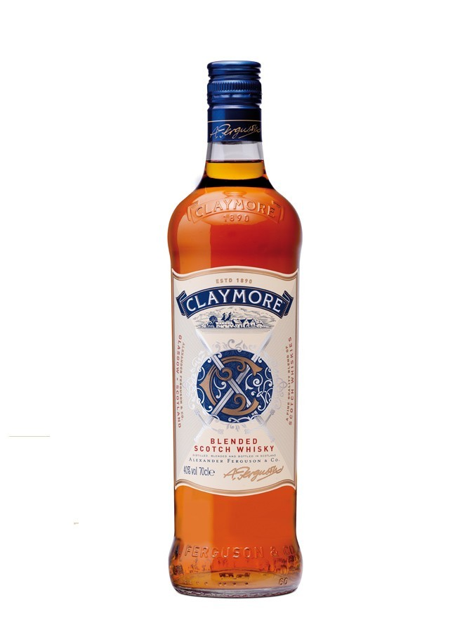 Claymore Scotch Whisky - 700  ML