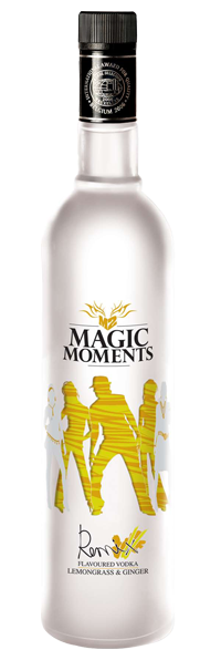 Magic Moments Lemon Grass and Ginger - 750 ML
