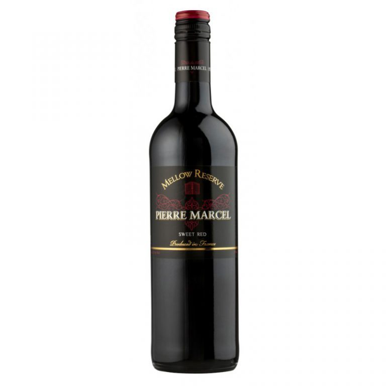 Pierre Marcel Sweet Red - 750 ML