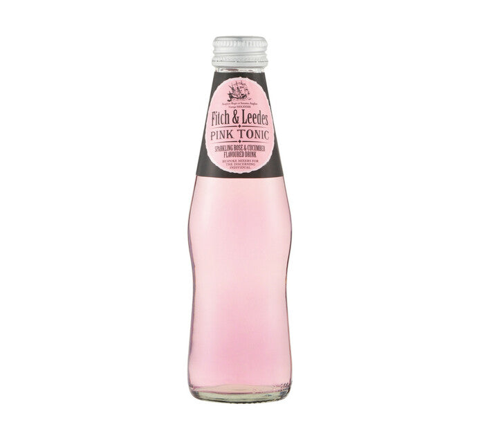 Fitch & Leedes Pink Tonic (Bottle) - 200 ML