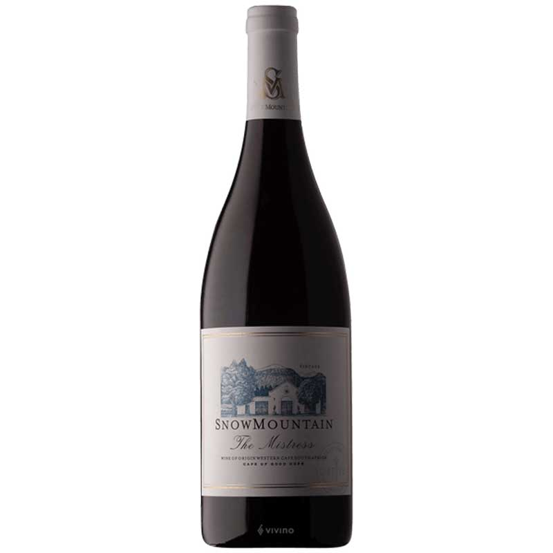 Snow Mountain The Mistress Pinot Noir - 750 ML