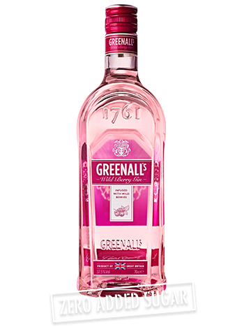 Greenalls Wild Berry Pink Gin - 700  ML