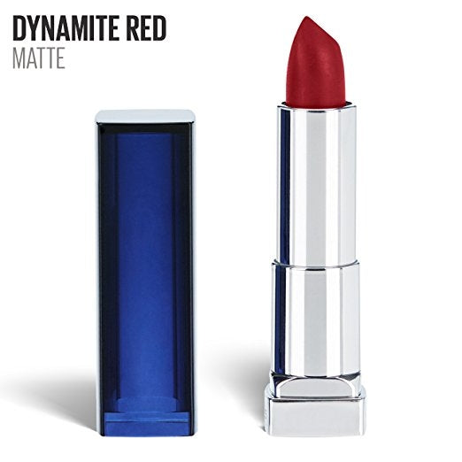Maybelline New York Color Sensational The Loaded Bolds Lipstick - Dynamite Red #800