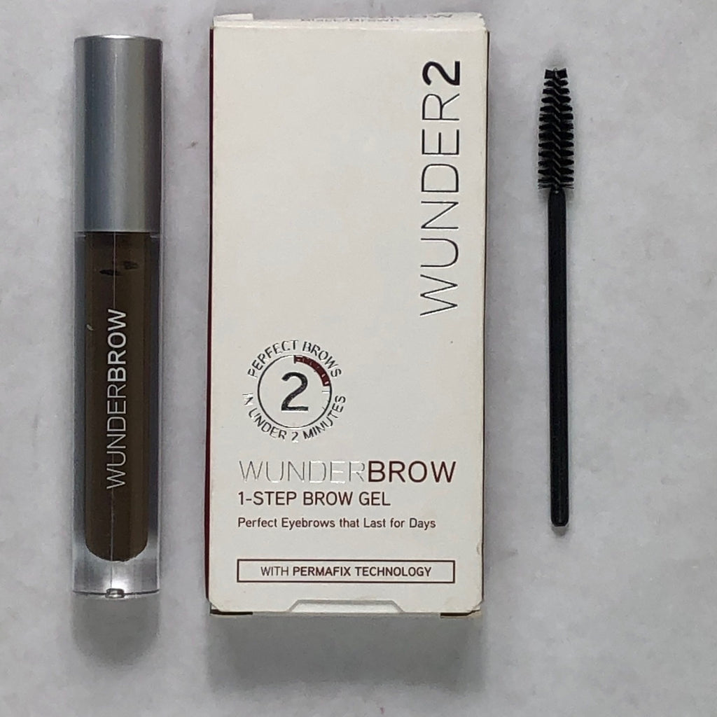 Wunder2 WunderBrow 1-step Brow Gel - Black-Brown