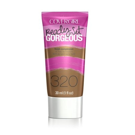 CoverGirl Ready, Set Gorgeous Oil-Free Foundation - Soft Sable #320