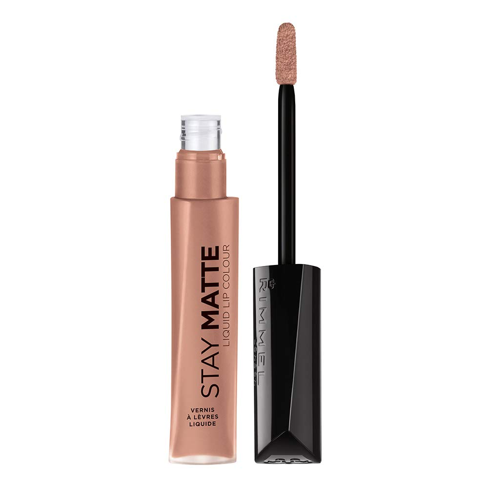Rimmel Stay Matte Liquid Lip Color - latte to go #710