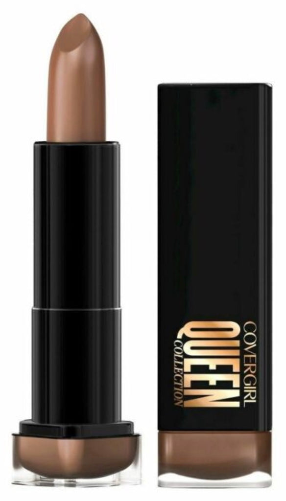 CoverGirl Queen Collection Matte Lipstick-  caramel curtsy #Q300