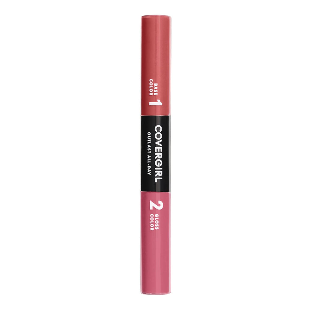 COVERGIRL Outlast All-Day Color & Lip Gloss - coral crave #120