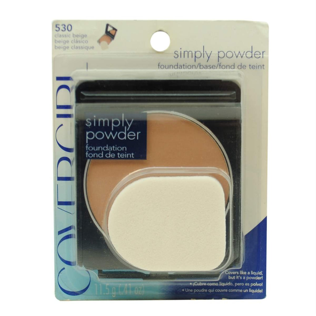 Cover Girl Simply Powder Foundation - classic beige #530