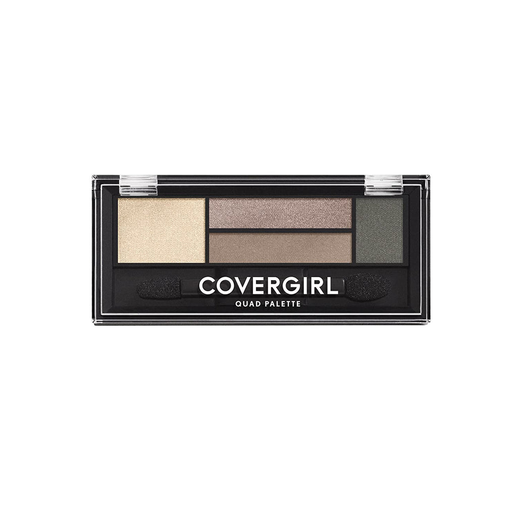 CoverGirl Eyeshadow Quads - notice me nudes #700