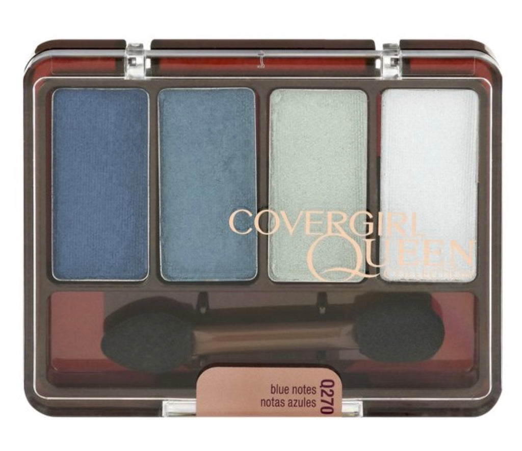 CoverGirl Eye Enhancer Quads - Blue Notes #270