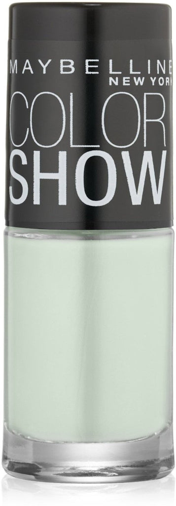 Maybelline Color Show Nail Polish - Green With Envy #320