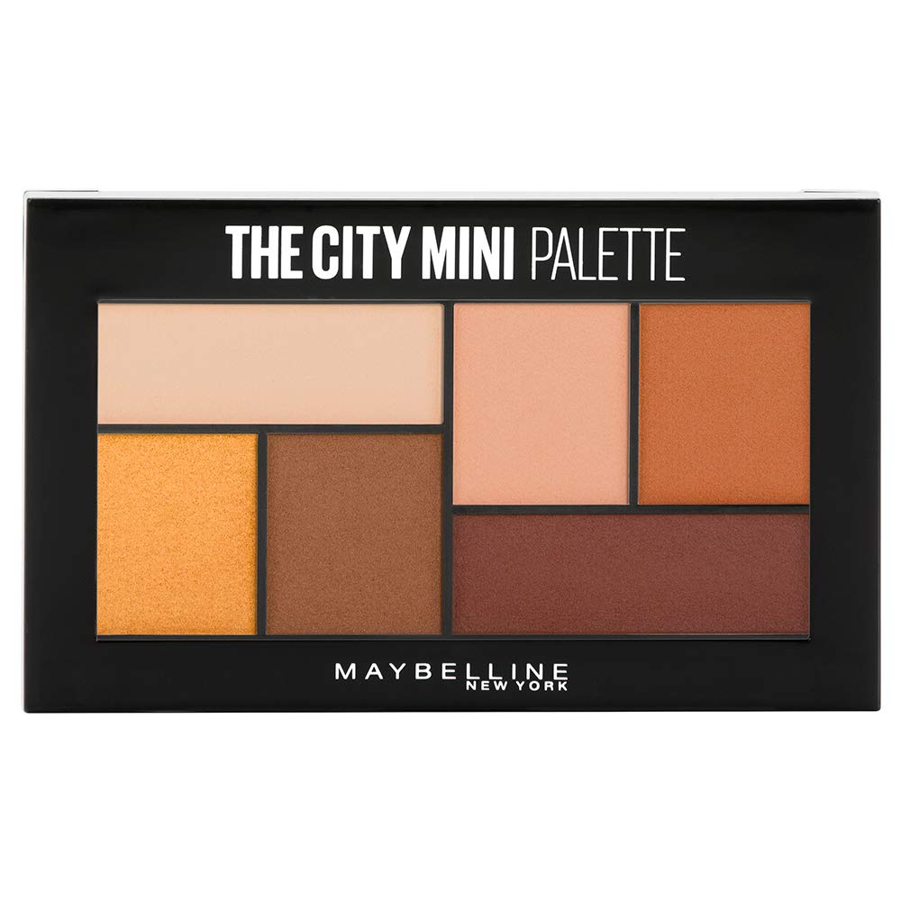 Maybelline The City Mini Eyeshadow Palette - Hi-Rise Sunset #530