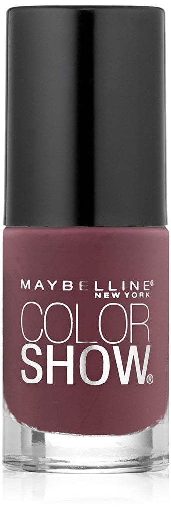 Maybelline Color Show Nail Polish - Mauve In Manhattan #195