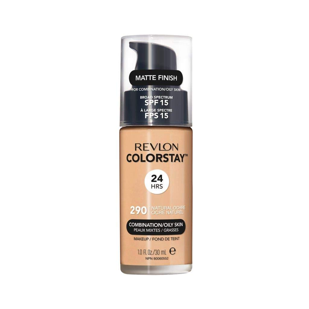 Revlon Colorstay Makeup For Combination-Oily Skin Matte Finish - Natural Ochre #175
