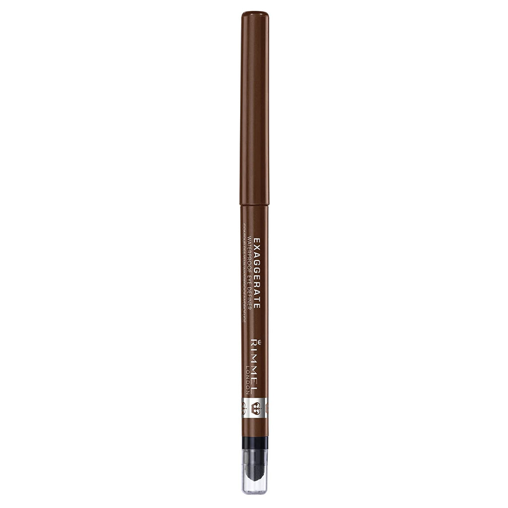Rimmel Exaggerate Water Proof Eye Definer - Rich Brown #212