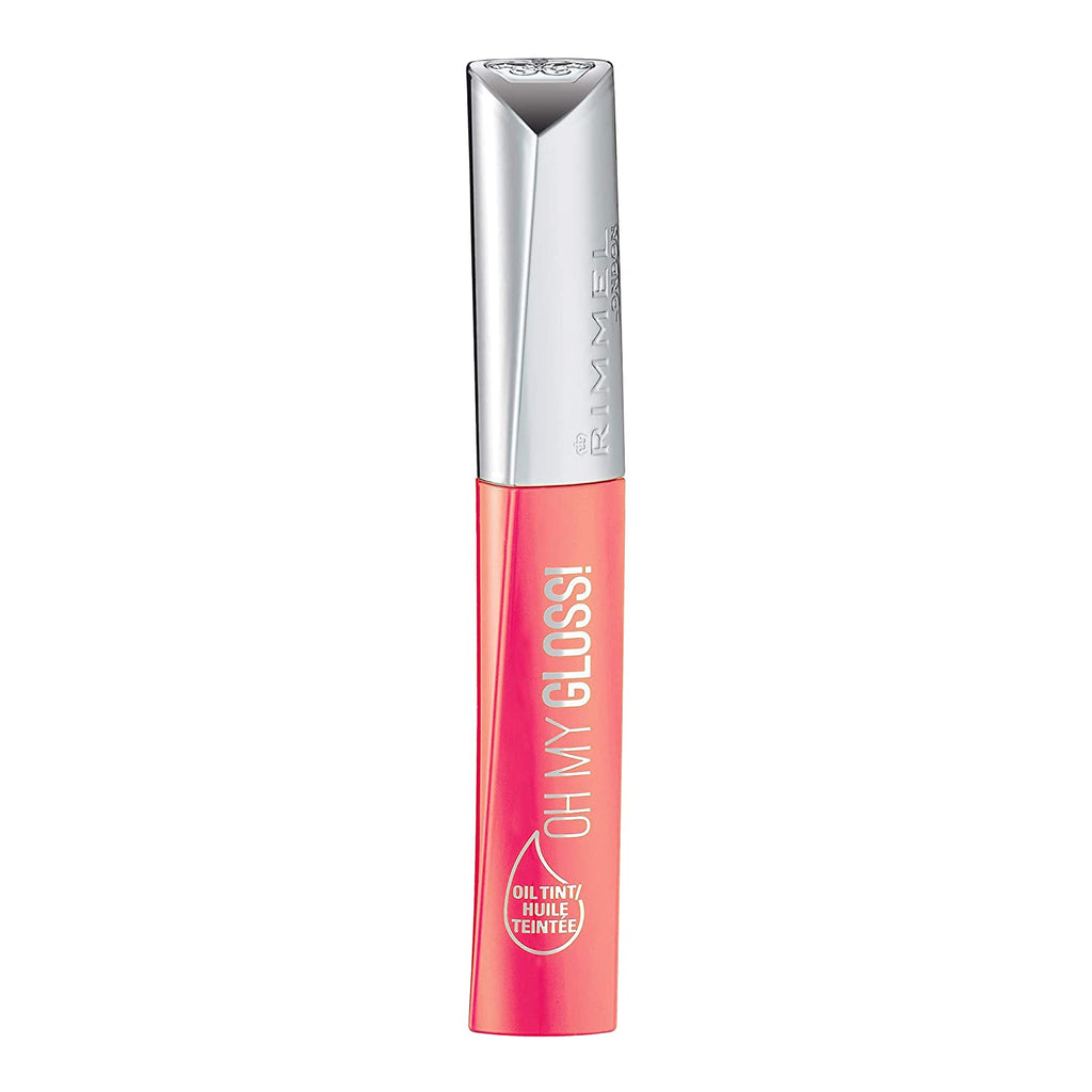 Rimmel Oh My Gloss! Oil Tint - contemporary coral #400