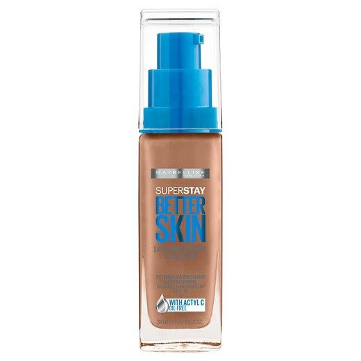 Maybelline Super Stay Better Skin Foundation - Almond #94