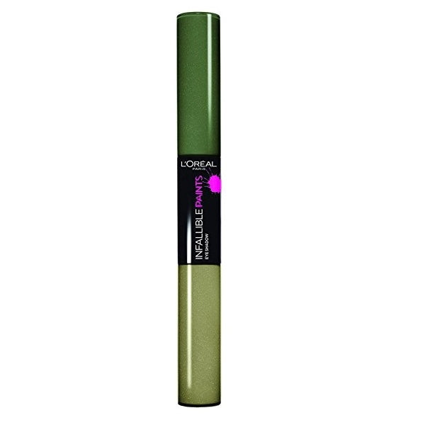 L'Oreal Infallible Paints Eye Shadow - Army Camo #310