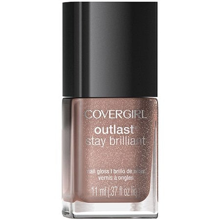 Covergirl Outlast Stay Brilliant Nail Polish - Being Blonde #95