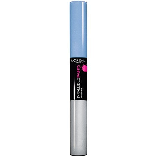 L'Oreal Infallible Paints Eye Shadow - BRB Blue #306