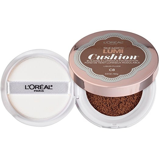 L'Oreal Tru Match Lumi Cushion Foundation - #C8 Cocoa