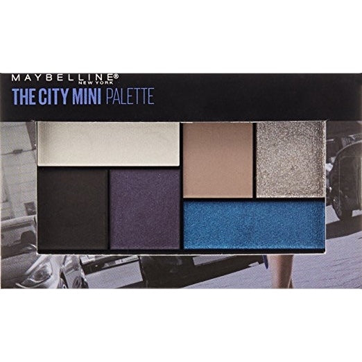 Maybelline The City Mini Eyeshadow Palette - Concrete Runway #440