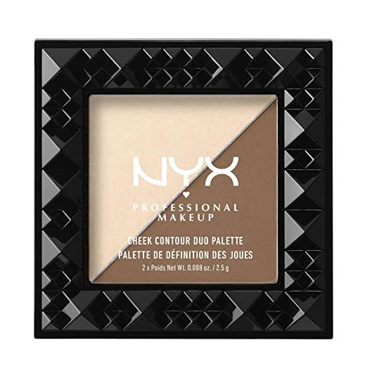 NYX Cheek Contour Duo Palette - Double Date #CHCD02