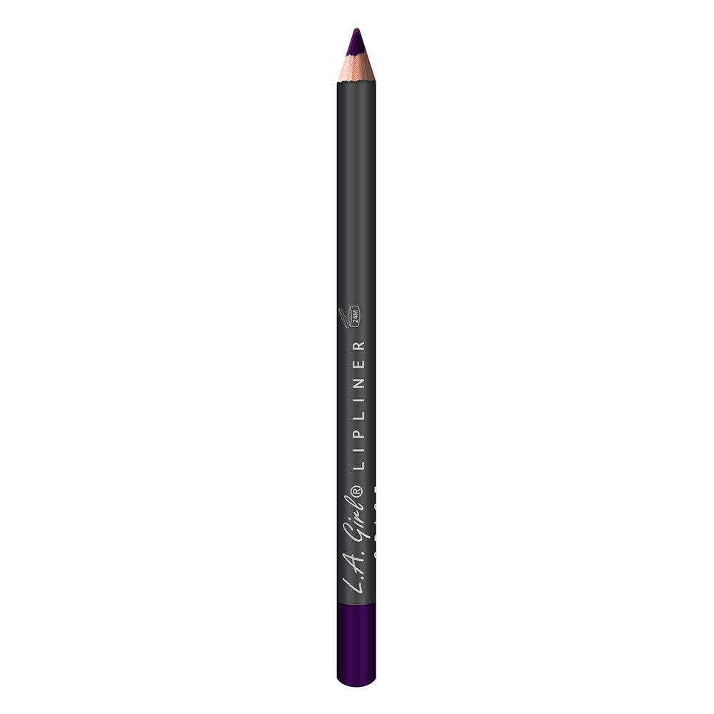 LA Girl Lip Liner - deepest purple #GP515