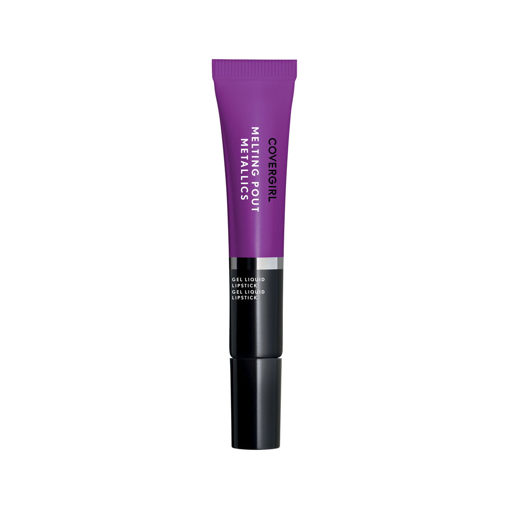 CoverGirl melting Pout Metallics Gel Liquid Lipstick - amped #275