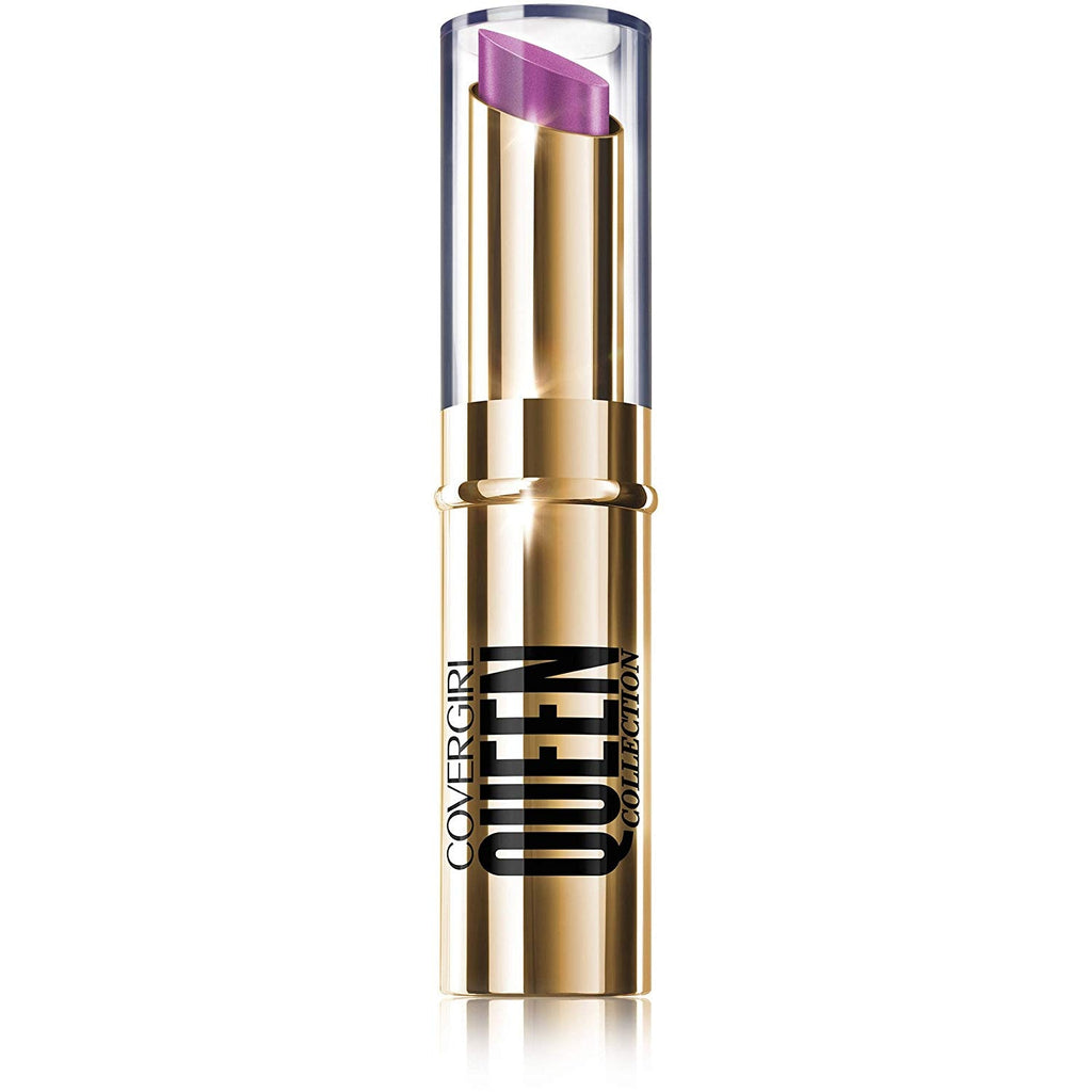 Covergirl Queen Collection Stay Luscious Lipstick - Pink Reign #Q700