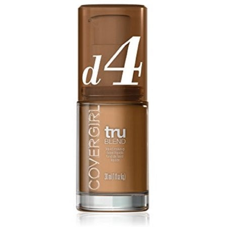 CoverGirl Tru Blend Liquid Makeup - Classic Tan #D4