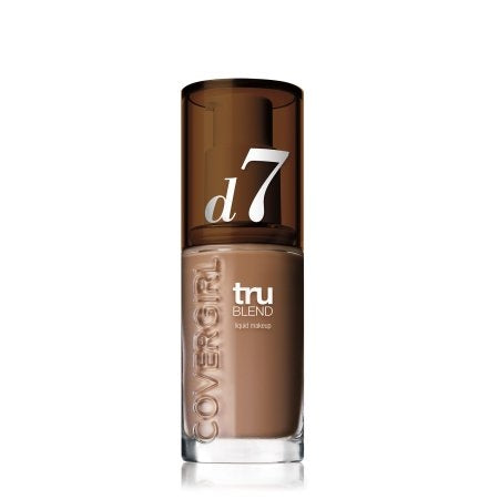 CoverGirl Tru Blend Liquid Makeup - Soft Sable #D7