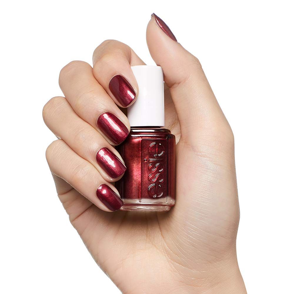 Essie Nail Polish - wrapped in rubies #408