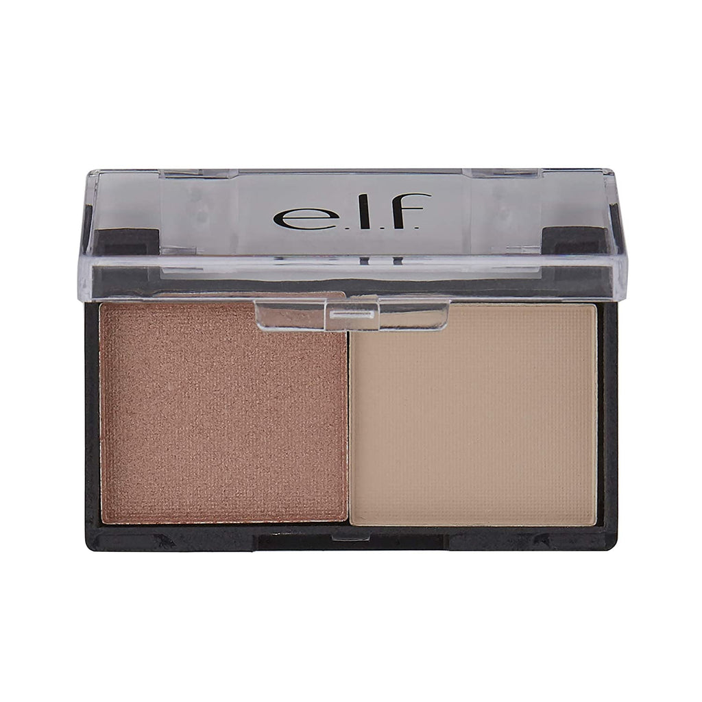 ELF Best Friend Eyeshadow Duo - Tea for Two