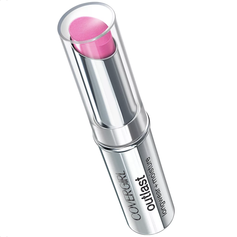 CoverGirl Outlast Lipstick - Into the Fuchsia #935