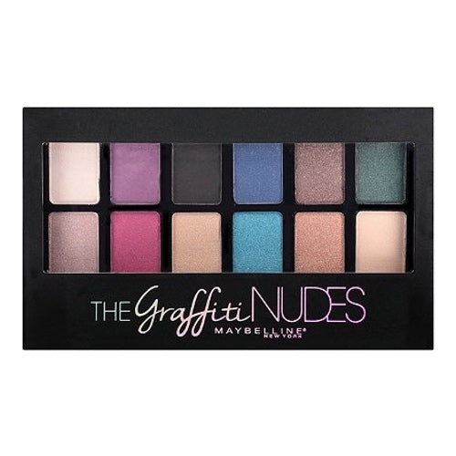 Maybelline New York The Graffiti Nudes Palette