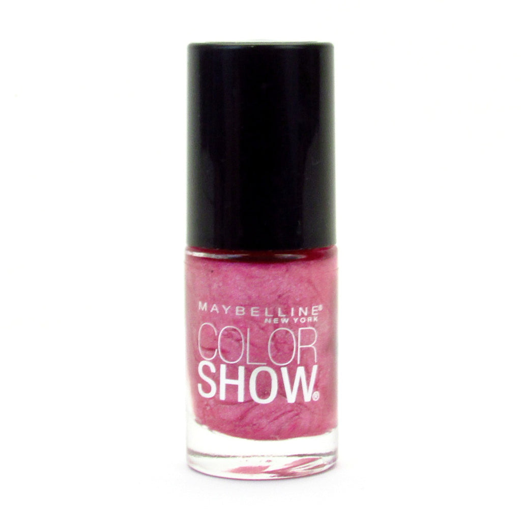 Maybelline Color Show Nail Polish Lacquer #105 Rose Rapture