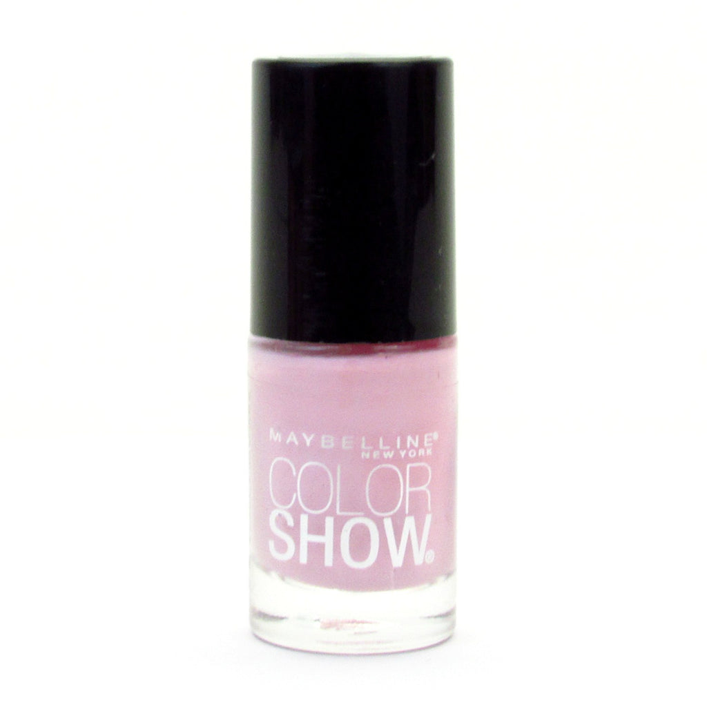 Maybelline Color Show Nail Polish Lacquer #61 Pink Embrace