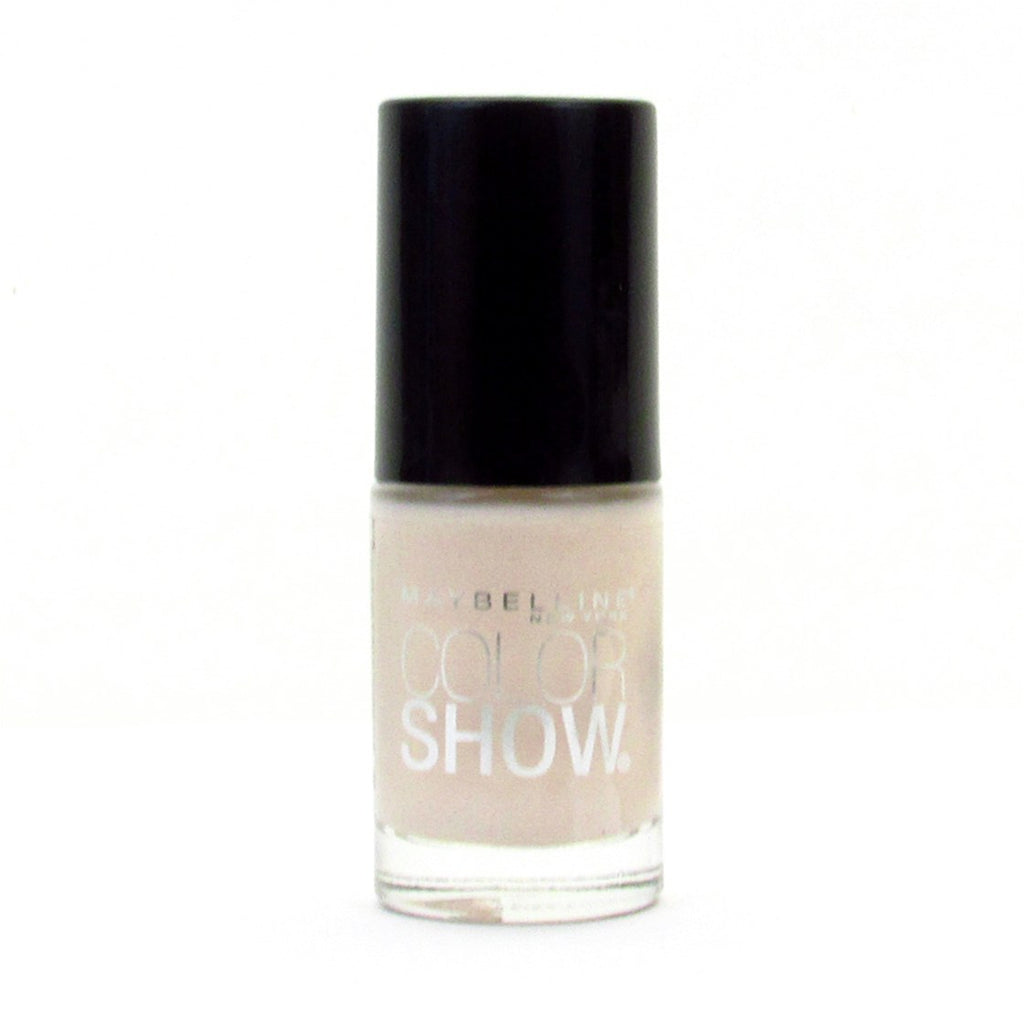 Maybelline Color Show Nail Polish Lacquer #011 Go Nude