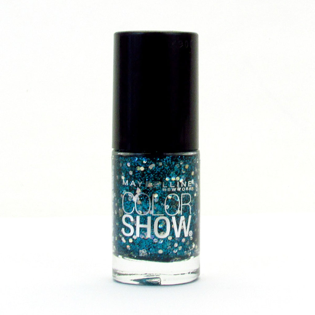 Maybelline Color Show Nail Polish Lacquer #255 Emerald City