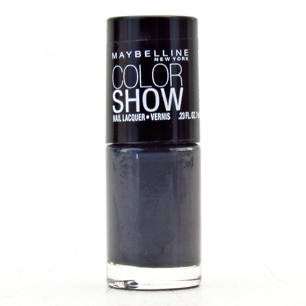 Maybelline Color Show Nail Polish Lacquer 0.23 fl oz #410 Impeccable Greys