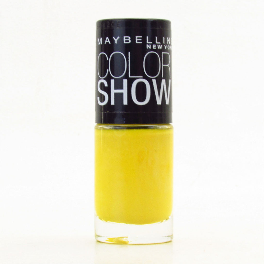 Maybelline Color Show Nail Polish Lacquer #230 Fierce N Tangy