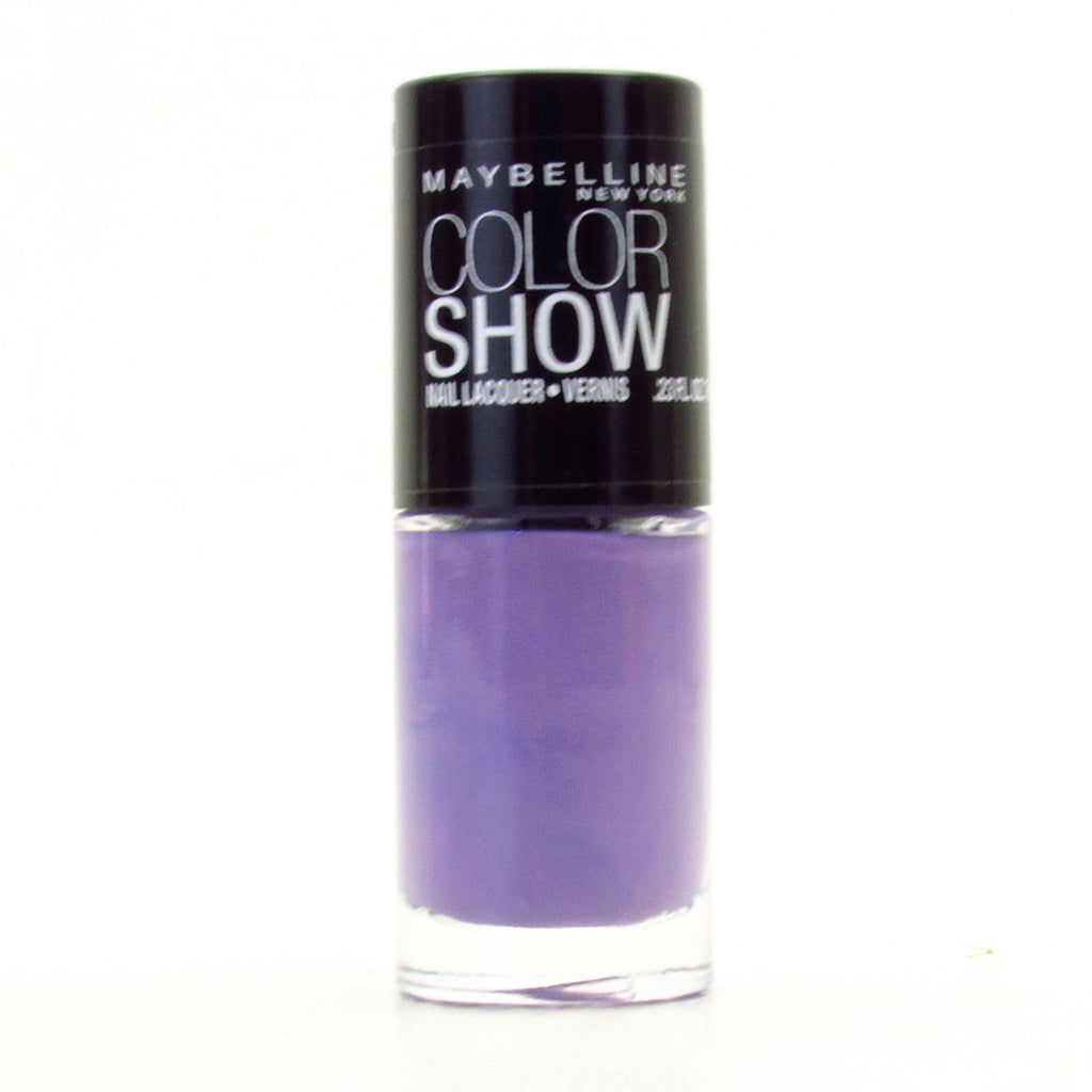 Maybelline Color Show Nail Polish Lacquer #310 Iced Queen