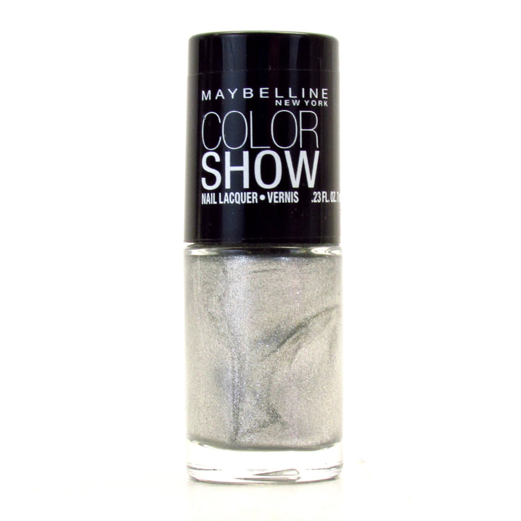 Maybelline Color Show Nail Polish Lacquer #400 Pedal To The Metal