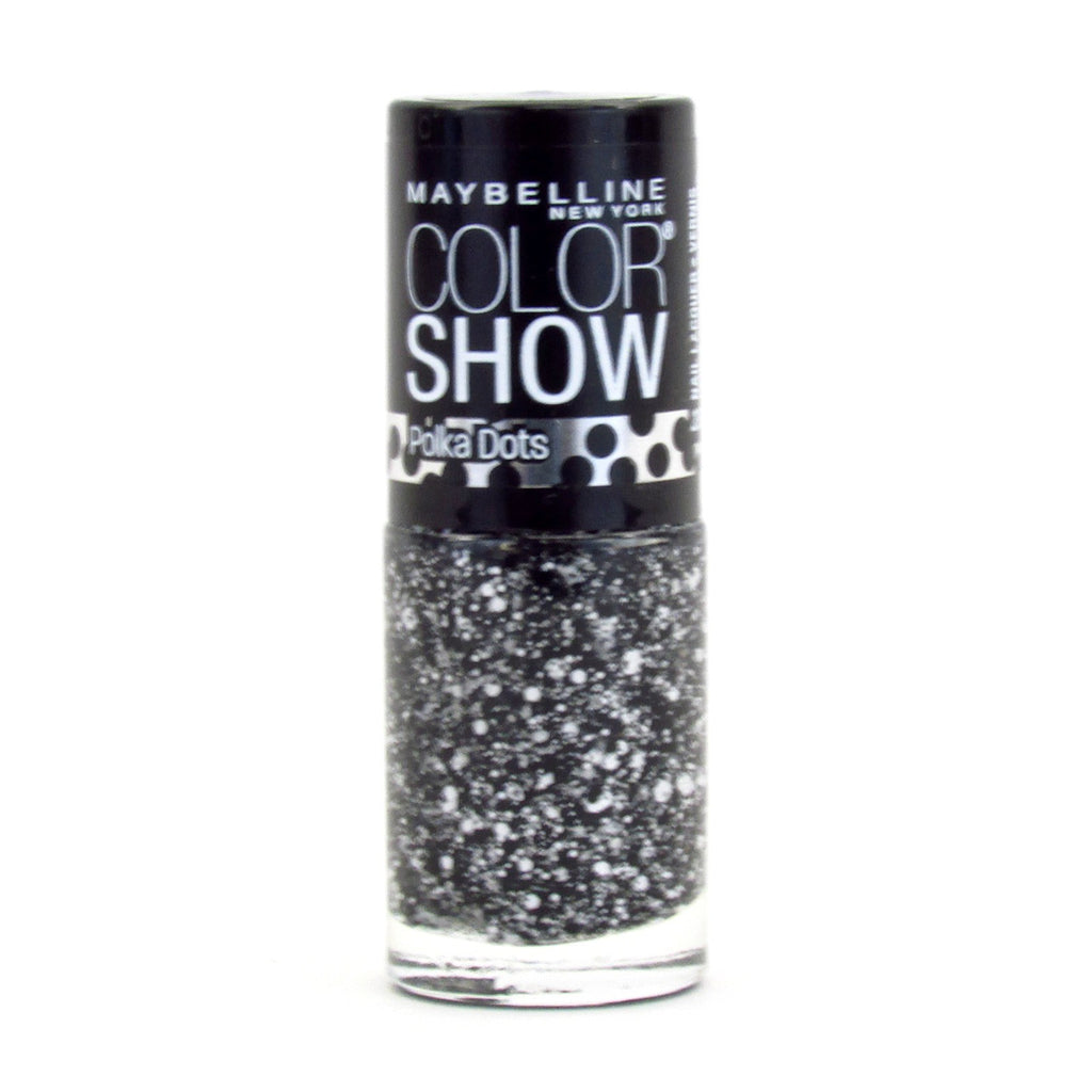 Maybelline Color Show Nail Polish Lacquer #75 Clearly Spotted