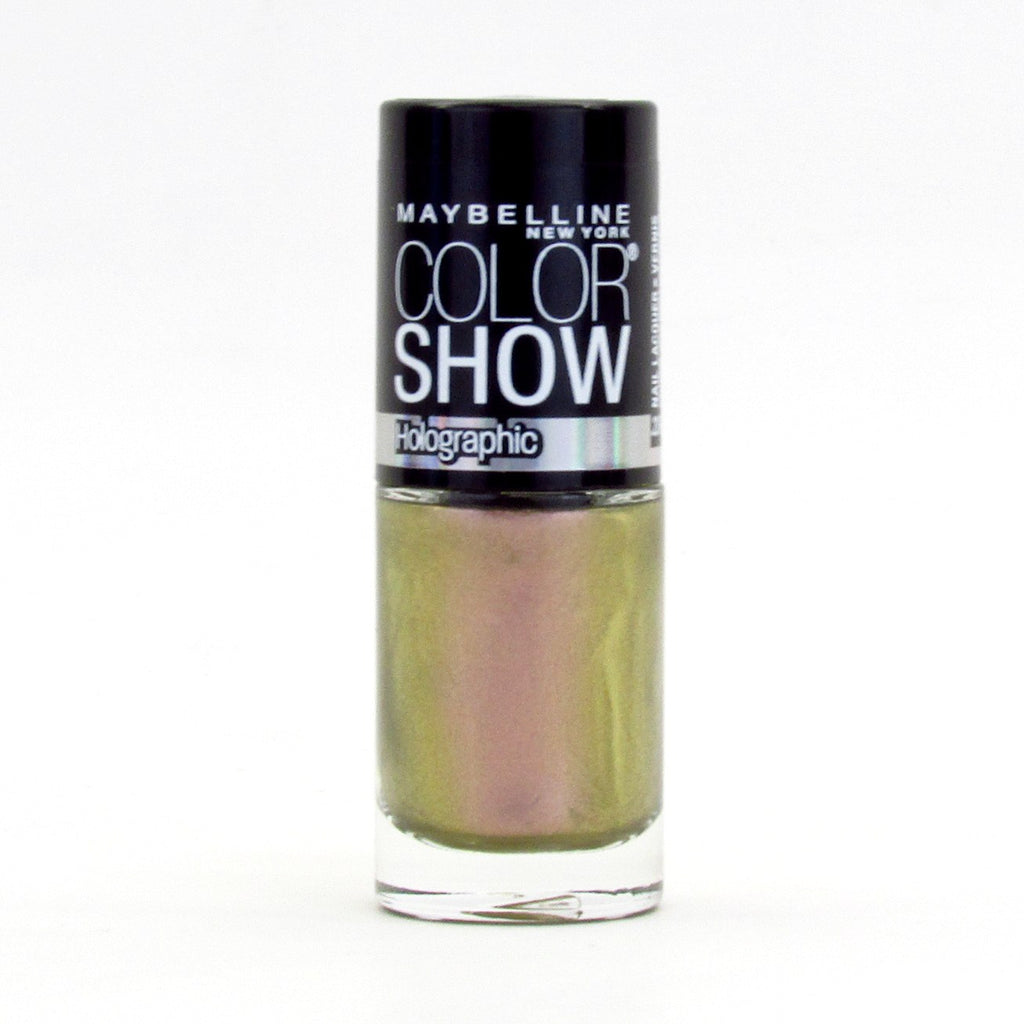 Maybelline Color Show Nail Polish Lacquer #15 Alluring Rose