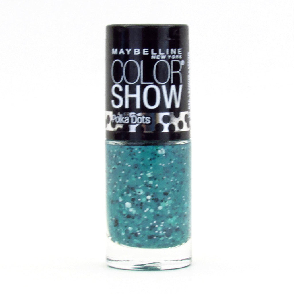 Maybelline Color Show Nail Polish Lacquer #55 Drops Of Jade