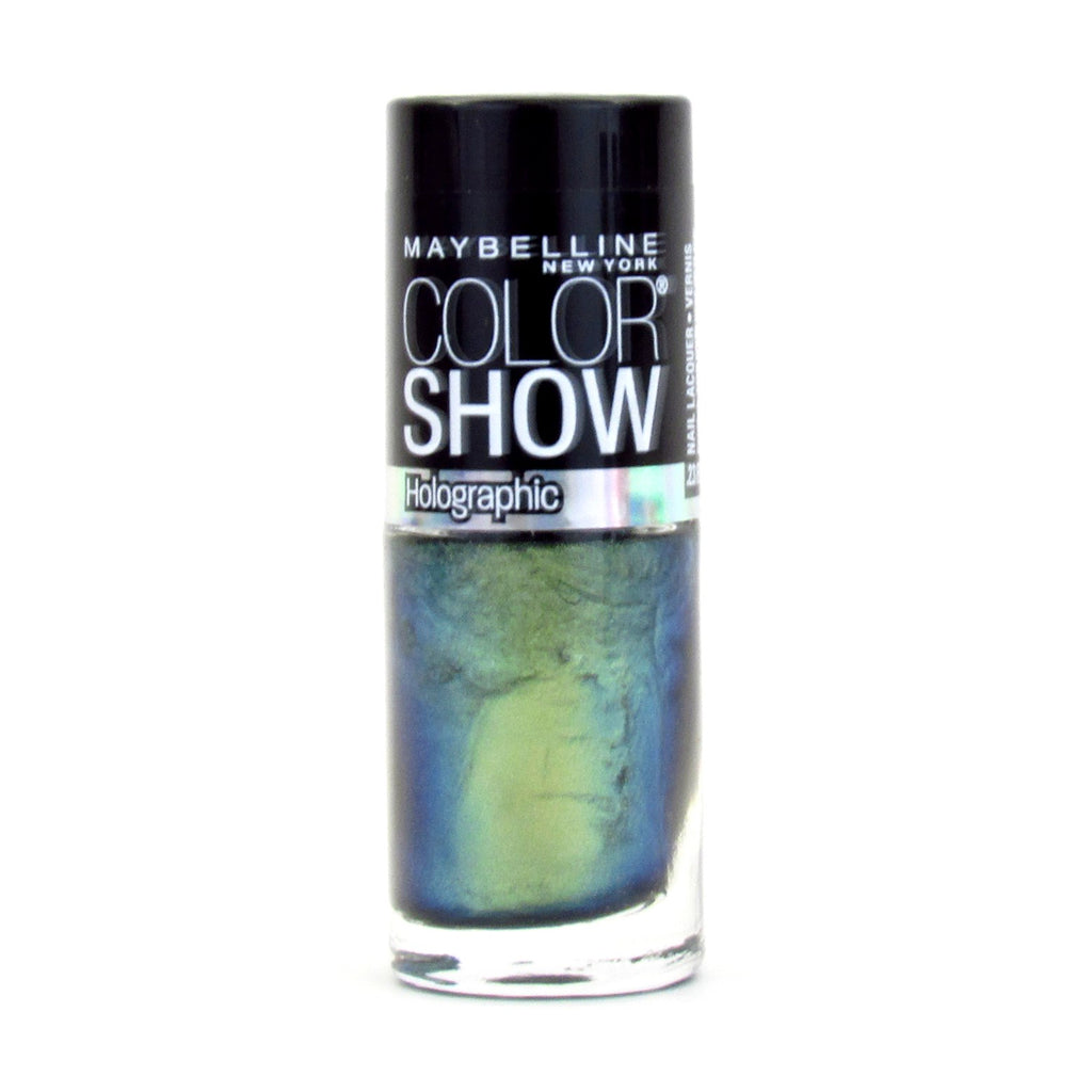 Maybelline Color Show Nail Polish Lacquer #25 Mystic Green